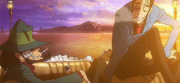 lupin the iiird jigen daisuke no bohyou episode 2